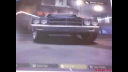 Nfs Carbon - Chevrolet Chevelle Ss