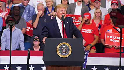 USA: Trump launches 2020 reelection campaign with rally in Orlando