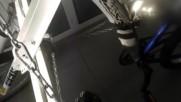 Патентована рамка с обтяжки и управление с обтяжки на сгъваема педално-електрическа триколка