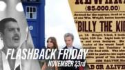 Flashback Friday: November 23rd in History
