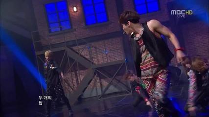 [120324] Shinee - Sherlock @ Music Core [comeback stage]