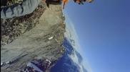 Да скочиш от планина