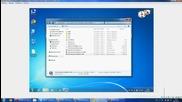 Активиране на Aero на virtualbox (само за windows 7 ultimate/professional/home premium )