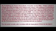 Deutschland statt Brd Германия вместо Фрг