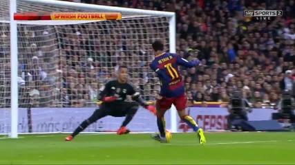 Real Madrid vs Barcelona (21.11.2015) Sky Sports