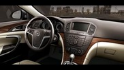vutre6en dizain Opel Insignia. Автомобилът,  който мисли за бъдещето.7