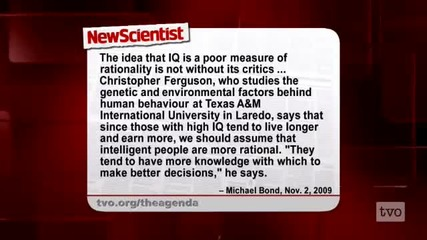 Maggie Toplak_ What Iq Tests Miss
