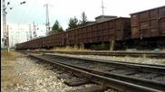 46 041 заминава от Илиянци с товарен влак