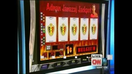 Янузай ще играе за националния отбор на Белгия