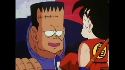 Dragon Ball Episode 39 - Mysterious Android No. 8