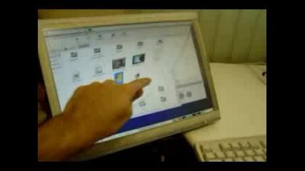 3d Desktop Xlg+ Touchscreen On Linux