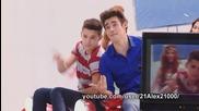 Violetta 3: Boys Band - Mas que una amistad + Превод
