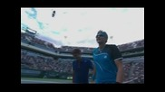 """Федерер започна с победа участието си на """"Индиън Уелс"""""""