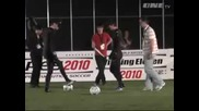 Pes 2010 Messi Session Trailer