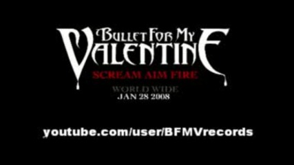 Bullet For My Valentine - Creeping Death