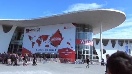 Всичко от Технологиите в MWC 2015 Барселона
