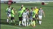 Разправия между играчите на Локомотив Пловдив и Черно море