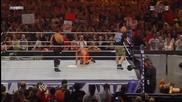 Michael Cole vs Jerry Lawler 2/2 - Special referee Stone Cold Steve Austin - Wrestlemania27