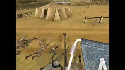 Battle #1 - Bardia