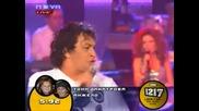 Тони Димитрова и Анджело :) Пей с Мен 07.04.08  *HQ*