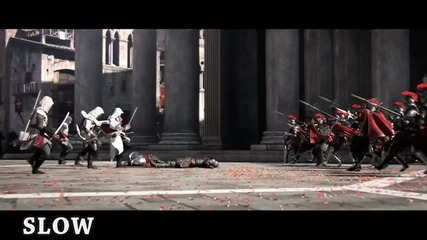 Literal Assassin's Creed_ Brotherhood Trailer