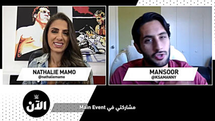 Mansoor talks about his WWE RAW debut – WWE AL AN