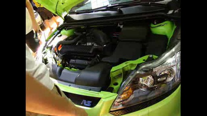 Авто изложение Варна 2009
