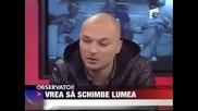 Interviu cu Puya la Observator