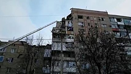 Russia: One killed, four missing in Shakhty residential gas blast - EMERCOM