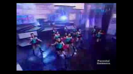 Sexbomb Girls Vs. Eb Babes Itaktak Mo Show