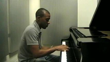Beyonce - Halo - пиано кавър