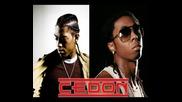 Цепи мрака с фенерче! Lil Wayne feat. Rob - Lets Go *2011 Март