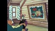 Котаракът Леополд - 3 епизод Анимация Бг Аудио