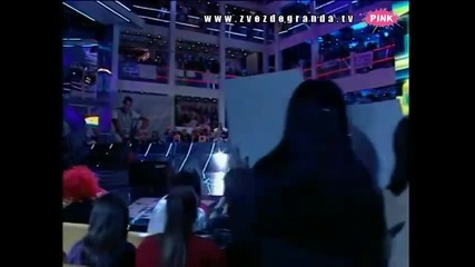 Nemanja Vlahović - Nisam ja za tebe (Zvezde Granda 2010_2011 - Emisija 23 - 12.03.2011)