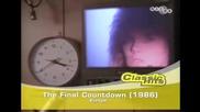 Foreigner - Urgent, Europe - Tne Final Contdown, Deep Purple - Soldier of Fortune