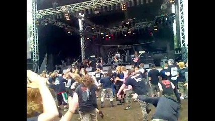 Vomitous - Death Feast 2010 Hunxe - Alemania