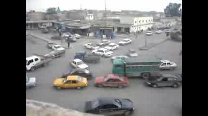 Лудо Кръстовище В Ирак