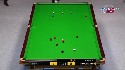 Ronnie O'sullivan 12th Maximum 147 Final Frame Final 2014