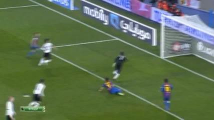 Барселона - Валенсия 5 - 1 19.02.2012