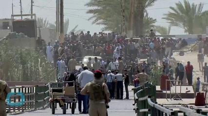 Isis Closes Ramadi Dam Gates