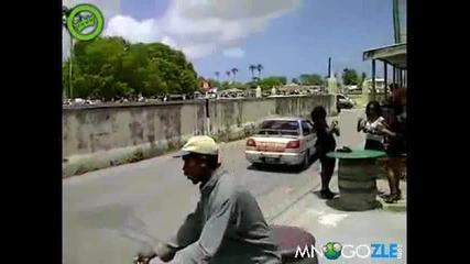 Якото качване в кола