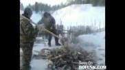 Руски рибари хванали малко повече от разрешеното