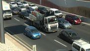 Israel: Siren for Holocaust memorial brings traffic to a halt