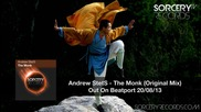 T R A N C E - Andrew Stets - The Monk ( Original Mix )