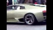 Lamborghini Smeshen Crash