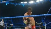 Ted Dibiase counters Dudebuster Ddt into Sitout Spinebuster