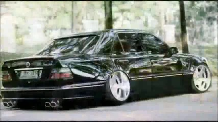 Mercedes w124 Amg and Brabus Part 2