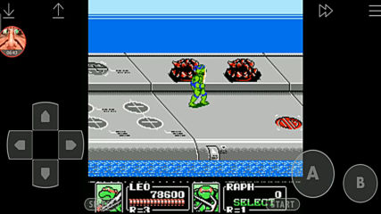 TMNT Manhattan Project 2 ниво
