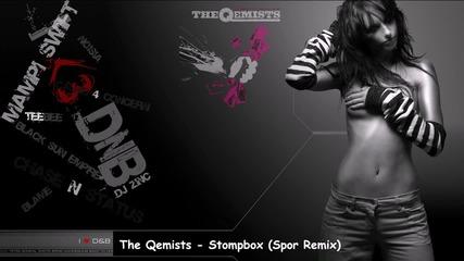 Разцепваща! The Qemists - Stompbox ( Spor Remix ) Hd