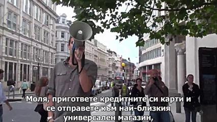 Коронавируса и насажданата паника - Напред към Новия световен ред - Великобритания 03.2020 Видео